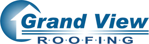 Grand View Roofing Logo